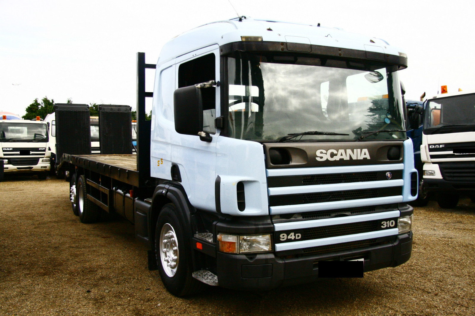 Used Scania Trucks for Sale UK | Second Hand Commercial Lorry Sales