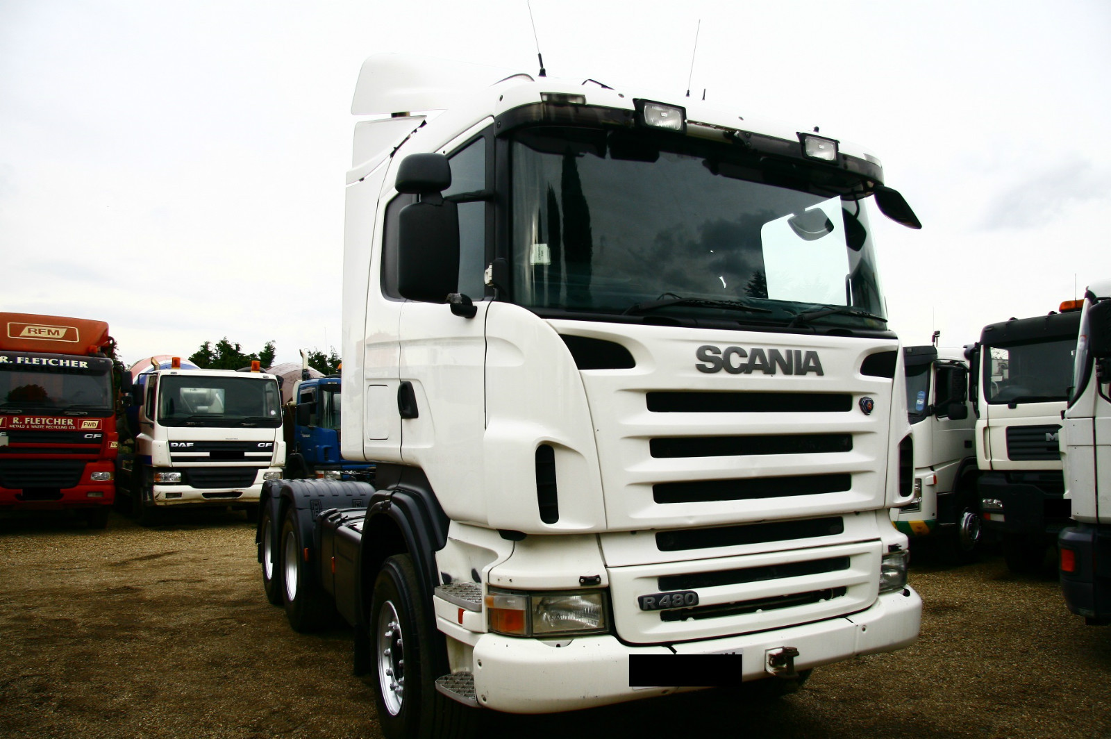 8618b192fb Used Tractor Unit Trucks for Sale Northern Ireland